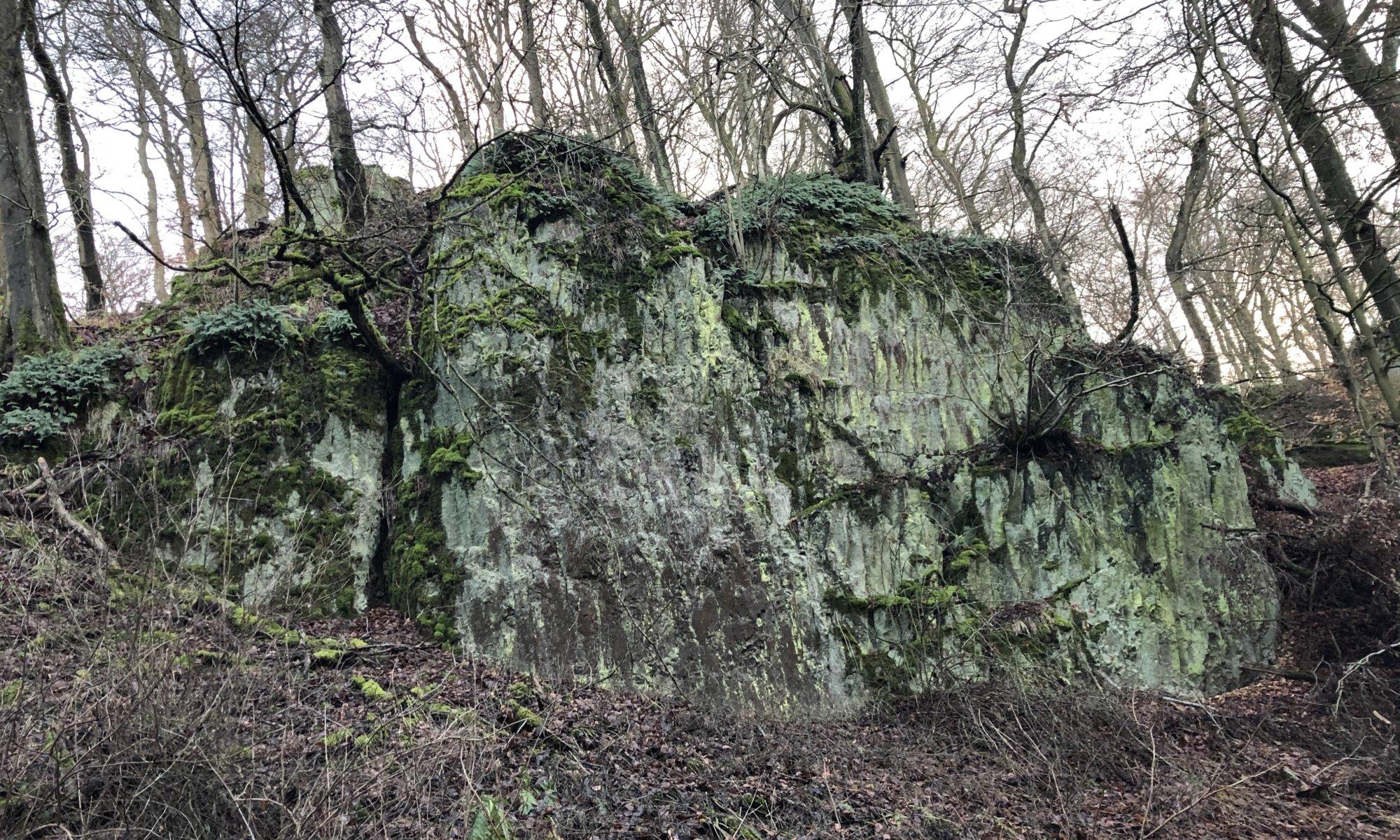 Bilsteinklippen, Kassel