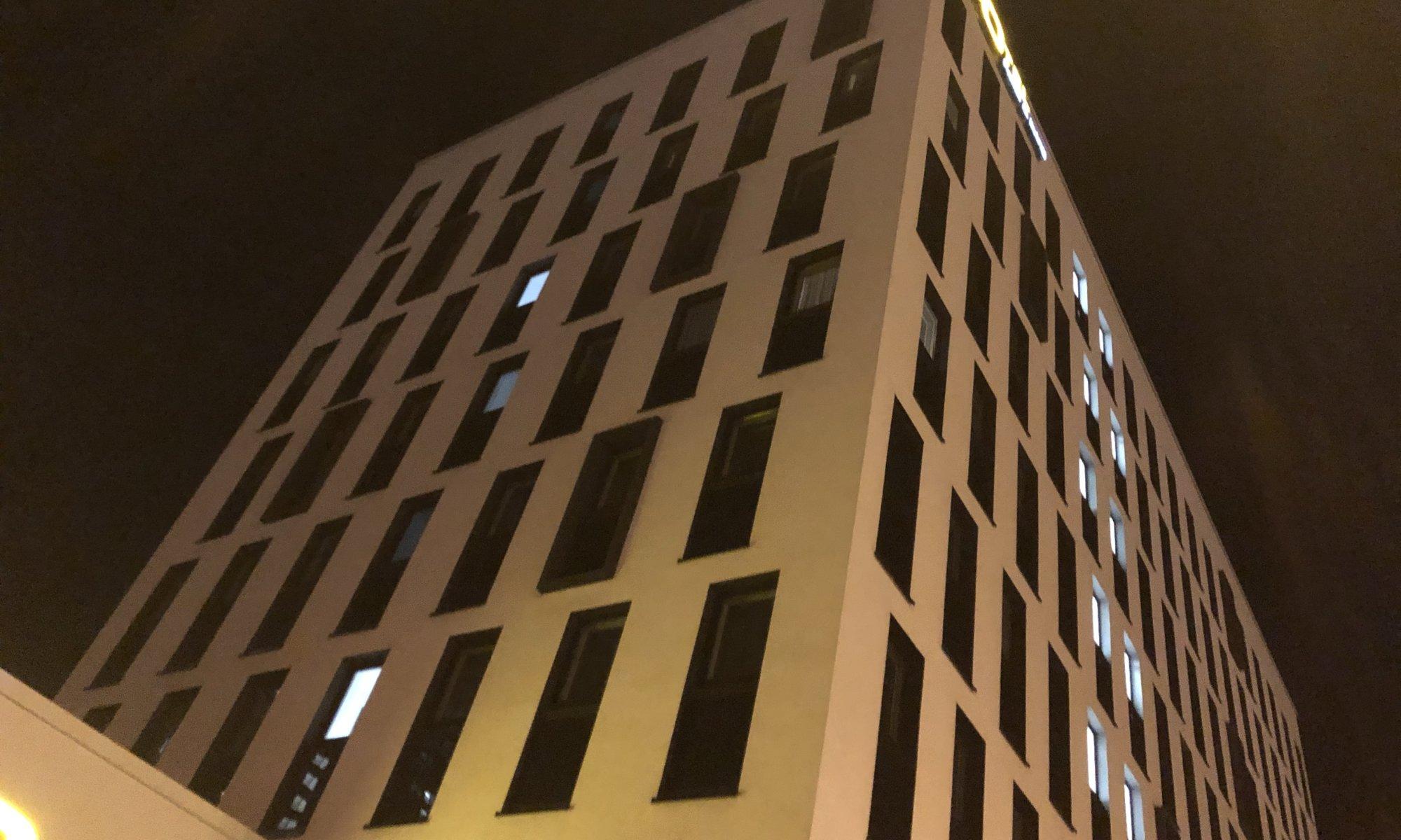 Ghotel, Essen