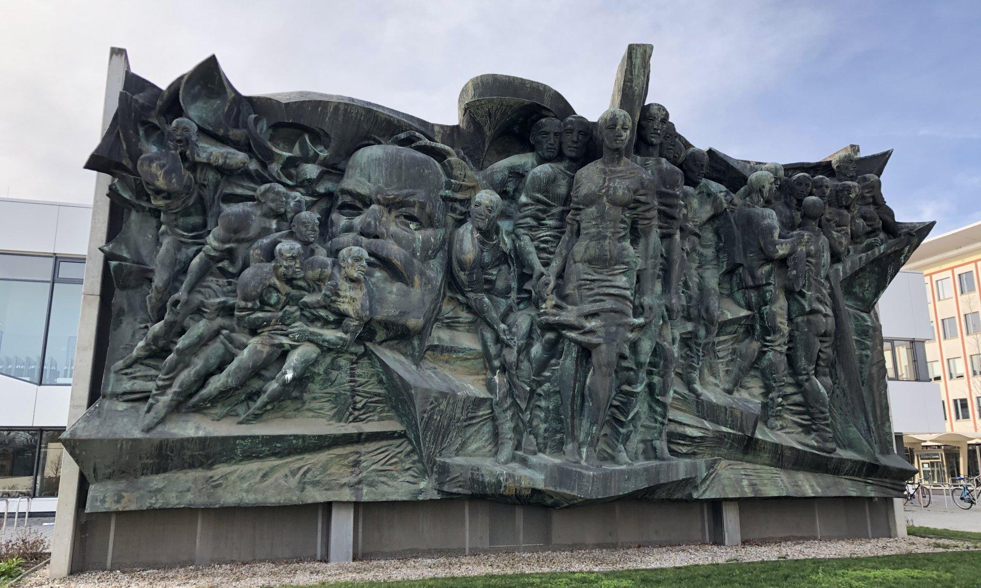 Karl-Marx-Relief, Leipzig