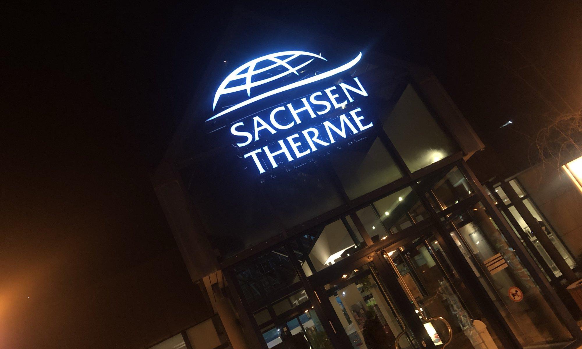 Sachsen-Therme, Leipzig