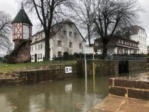 New watergate, Bad Karlshafen