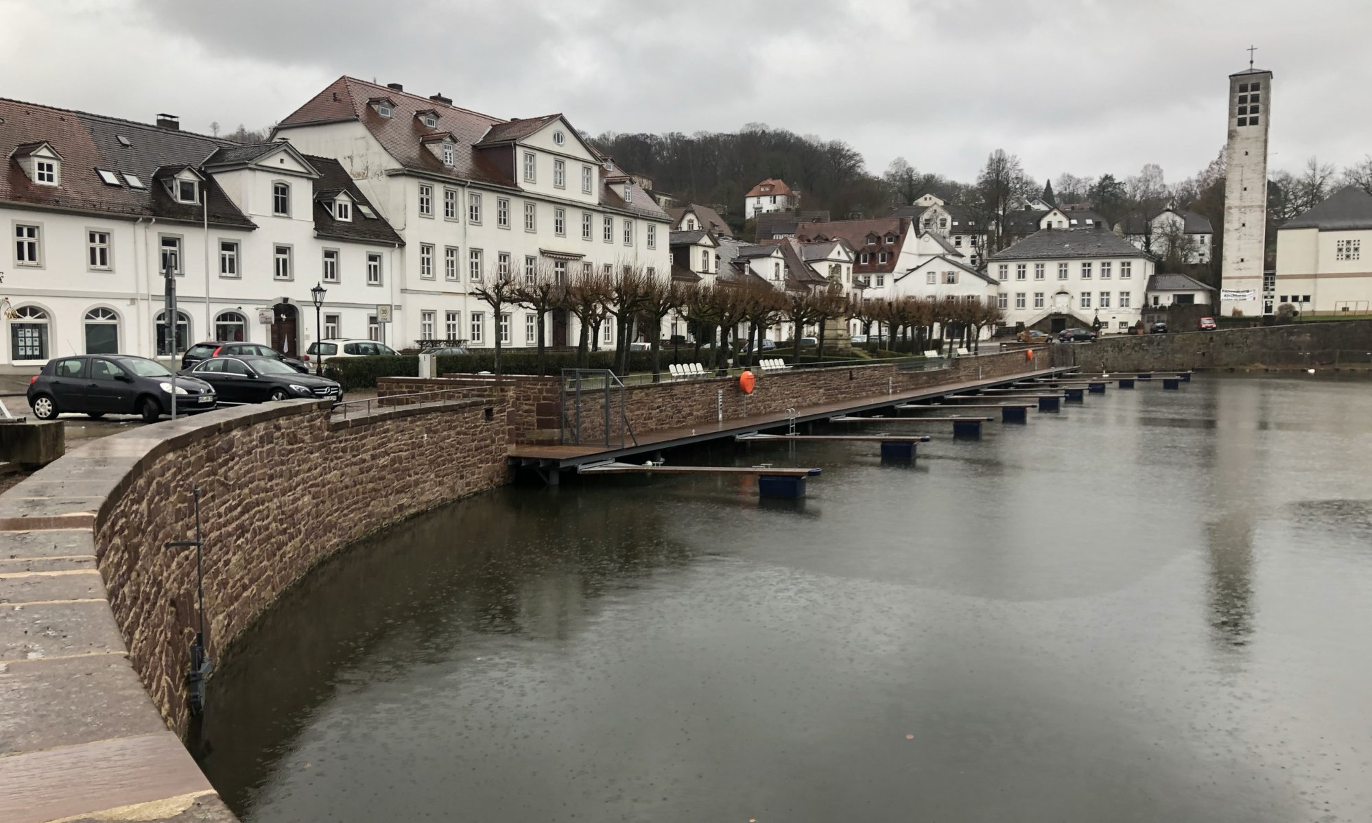 Harbour, Bad Karlshafen