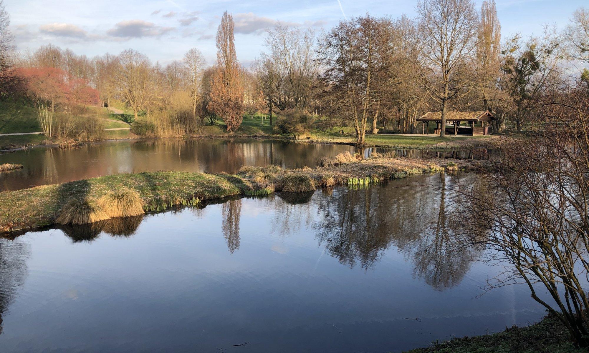 Ahnepark, Vellmar