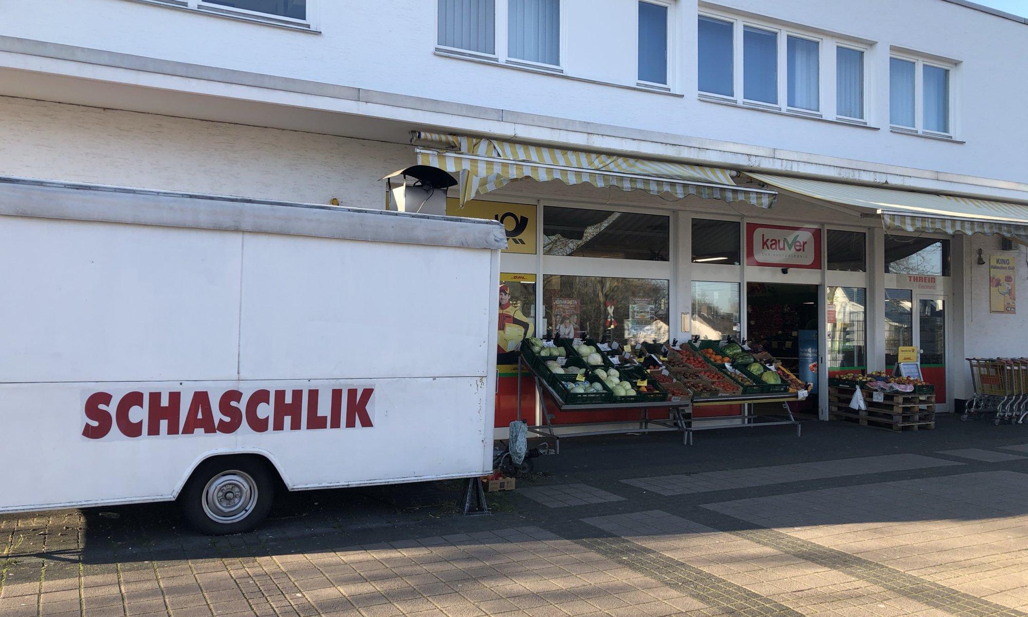 Rhönmarkt, Kassel