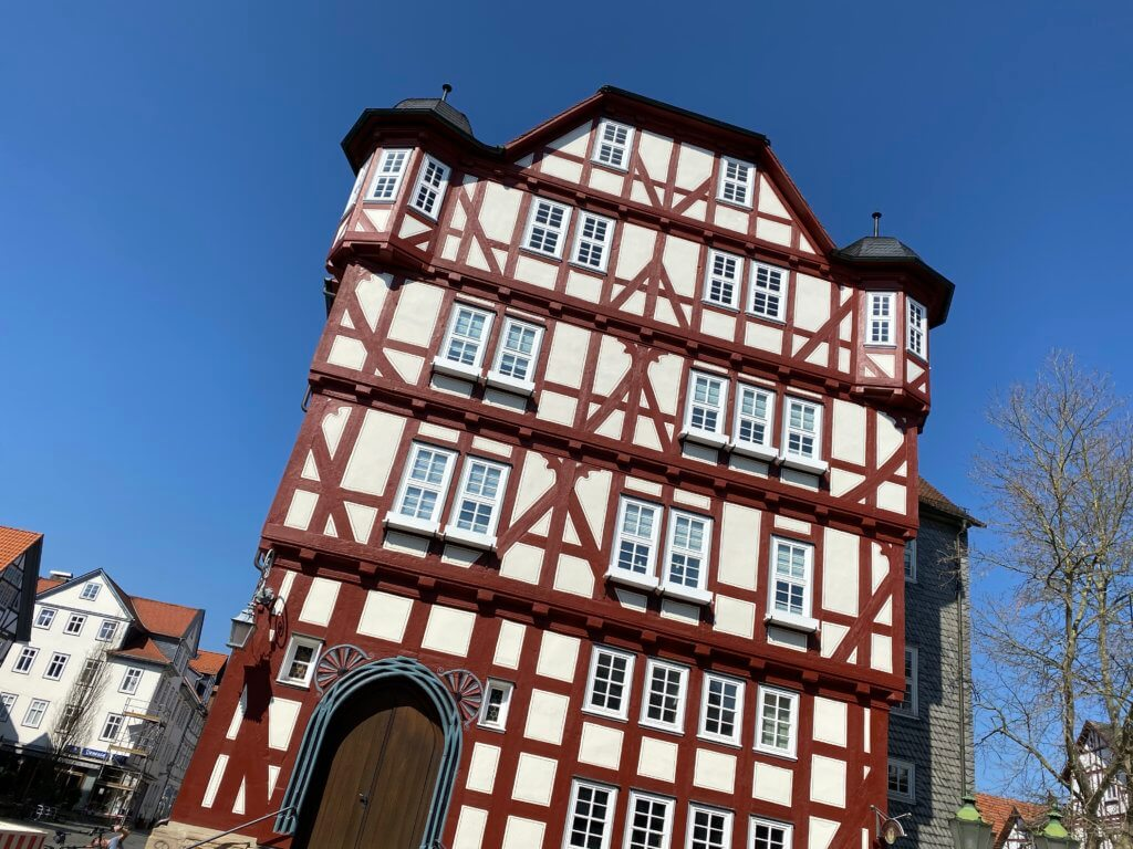 Town hall, Melsungen