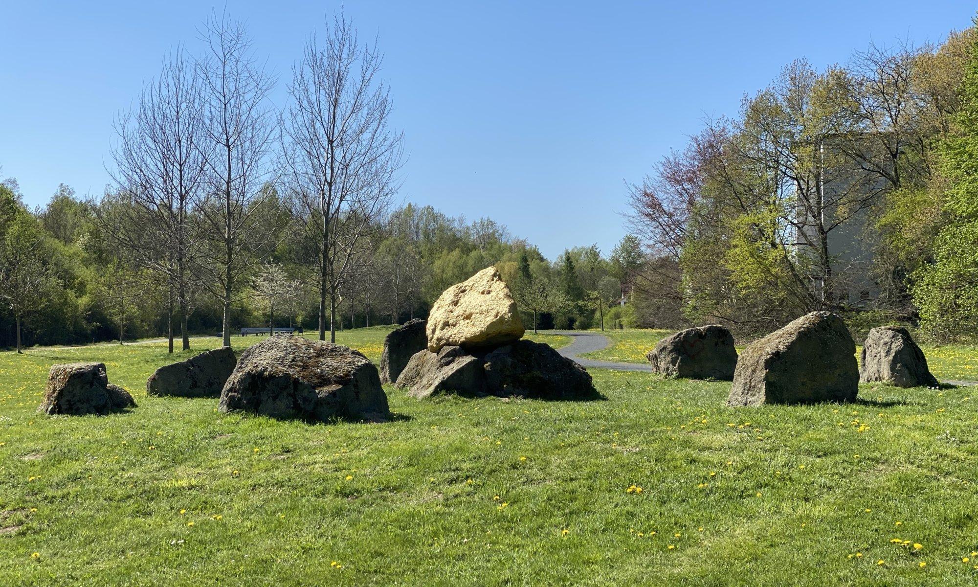Dorothea-Viehmann-Park, Kassel