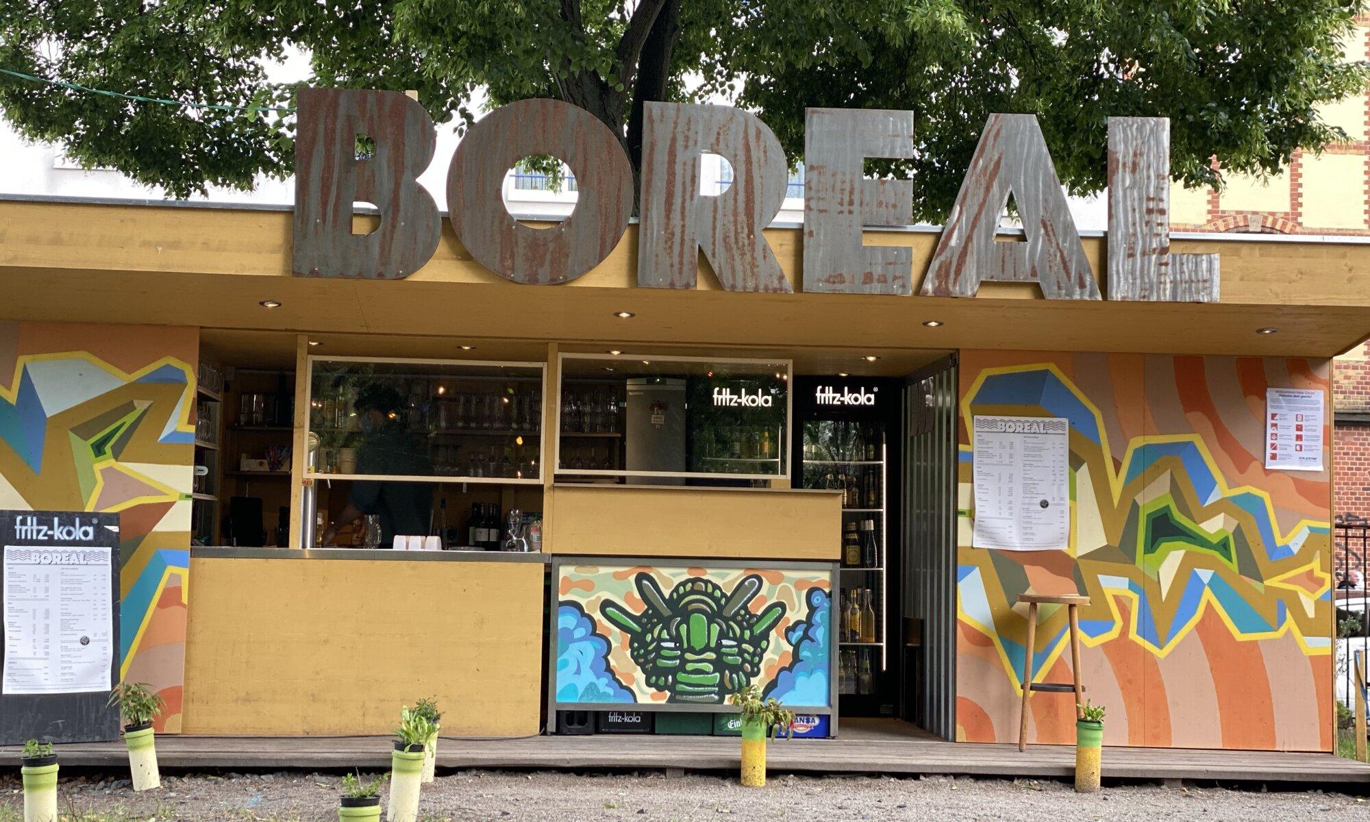 Boreal, Kassel