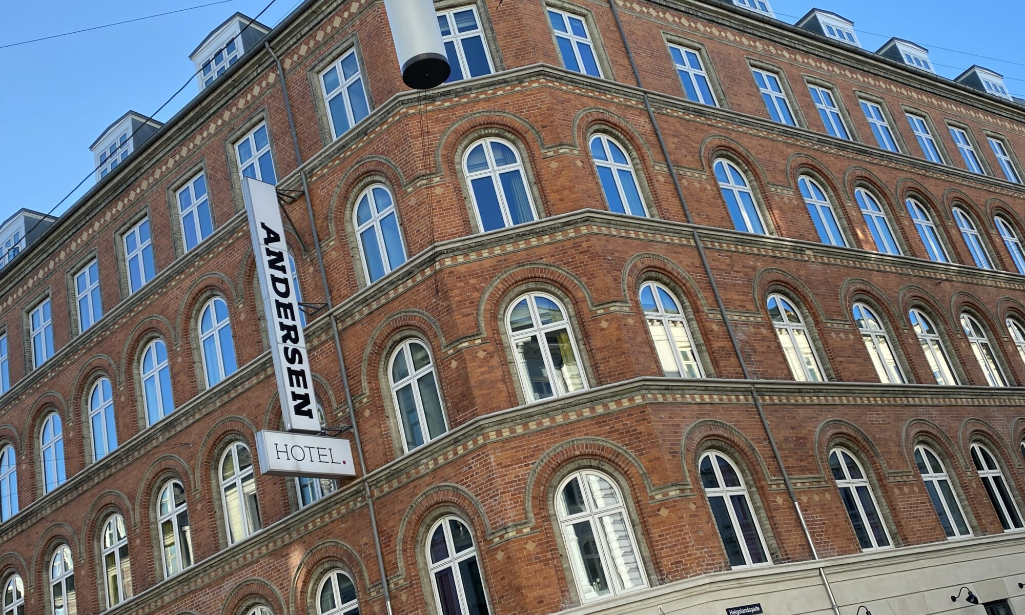 Andersen Boutique Hotel, København