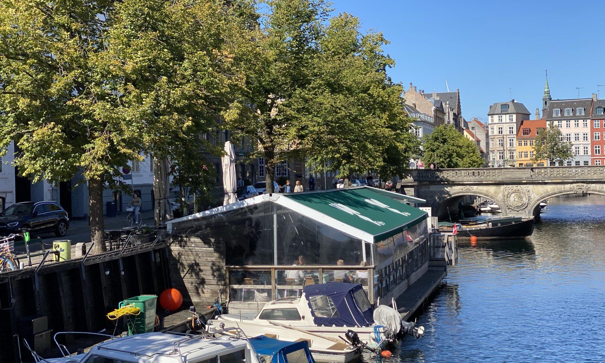 Kanal-Caféen, København