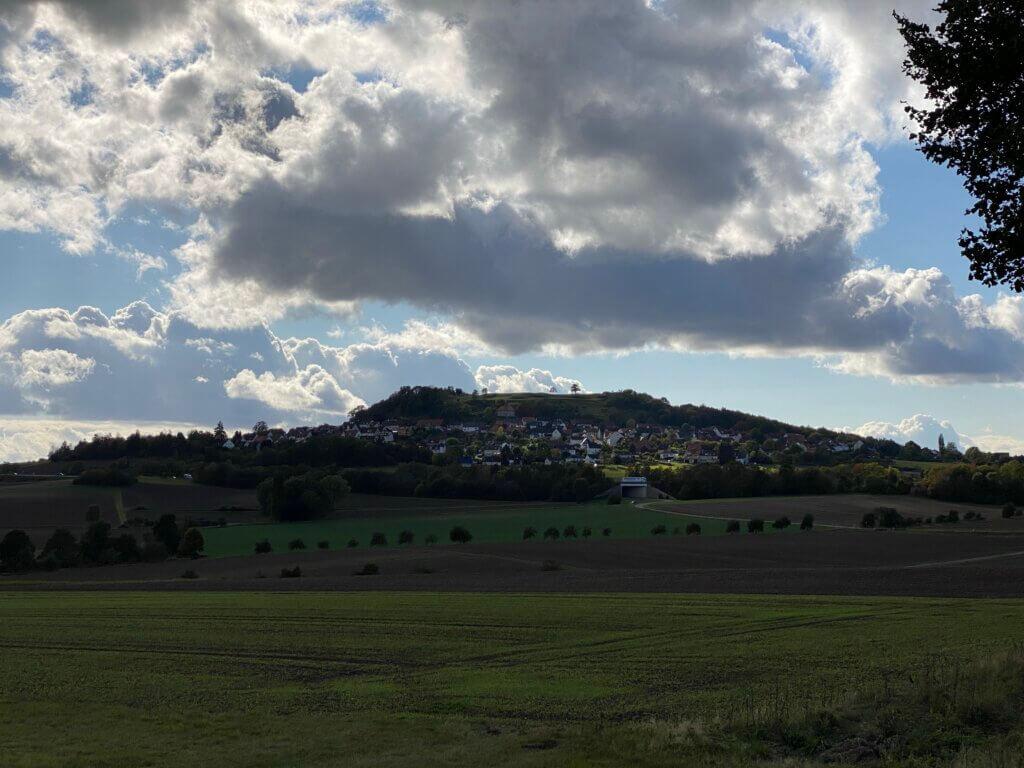 Burghasunger Berg, Zierenberg