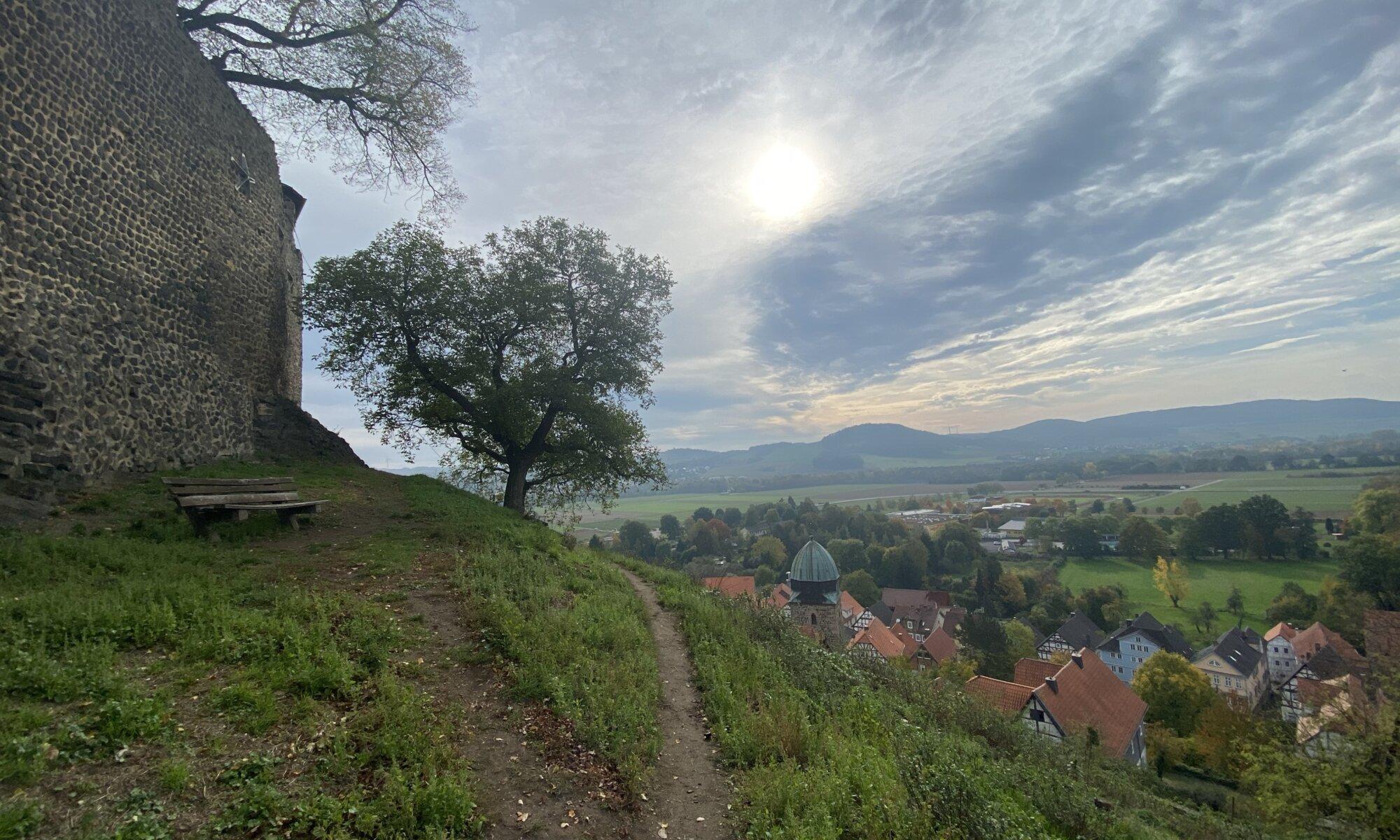 Felsburg, Felsberg