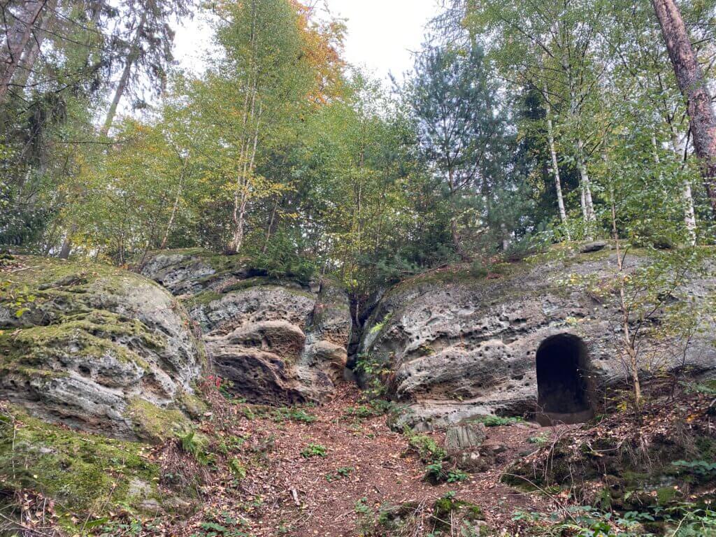 Riesenstein, Naumburg