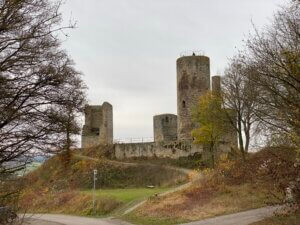Kugelsburg, Volkmarsen