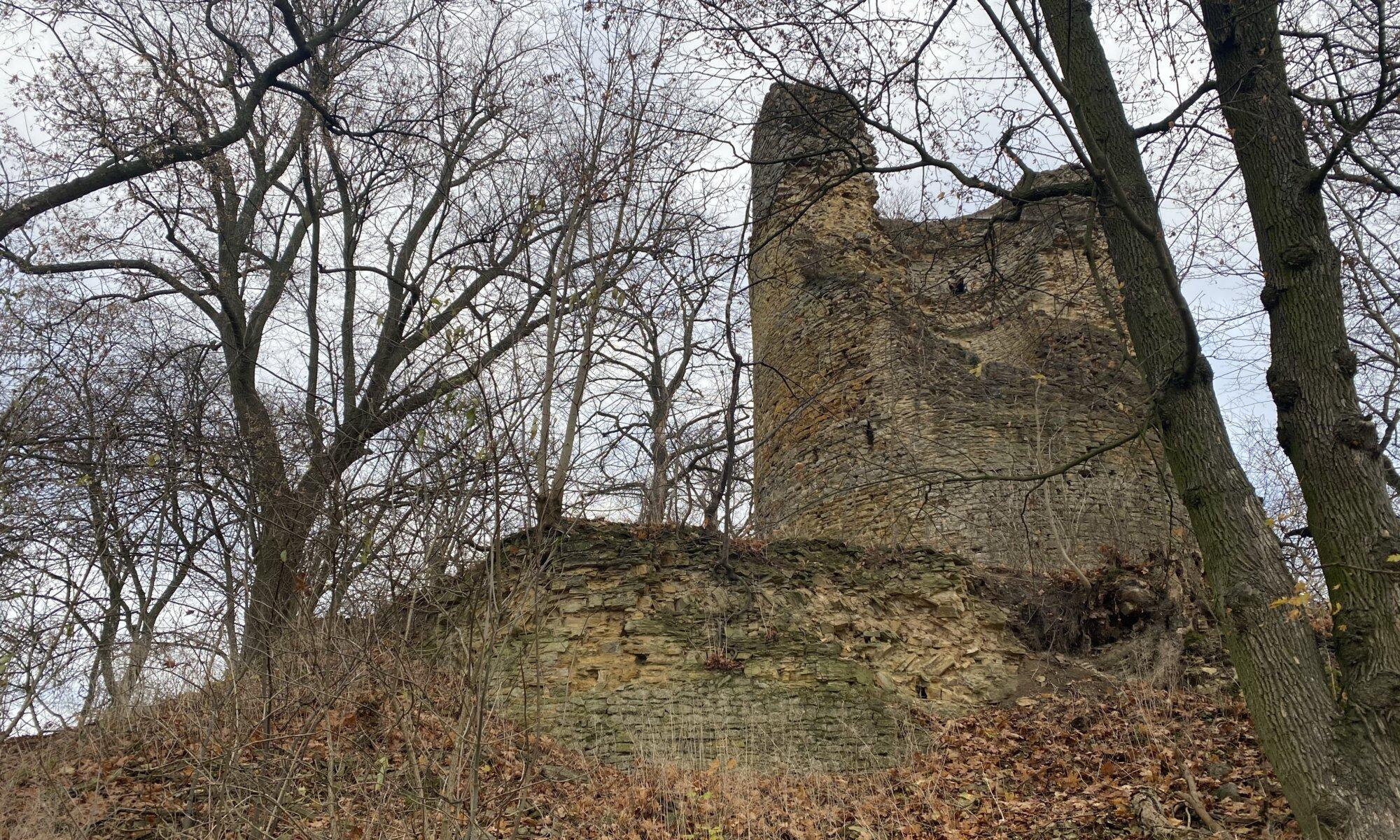 Burgruine Schartenberg, Zierenberg