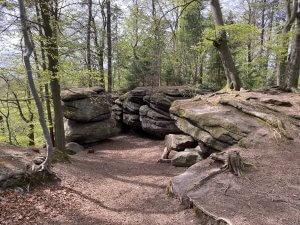 Jägersteine, Gleichen