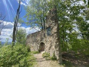 Castle ruin Altengleichen, Gleichen