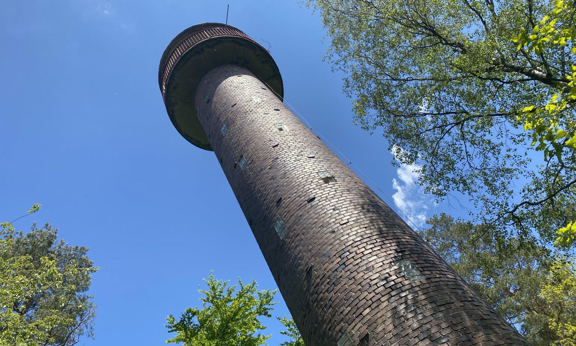 Ofenberg tower, Wolfhagen