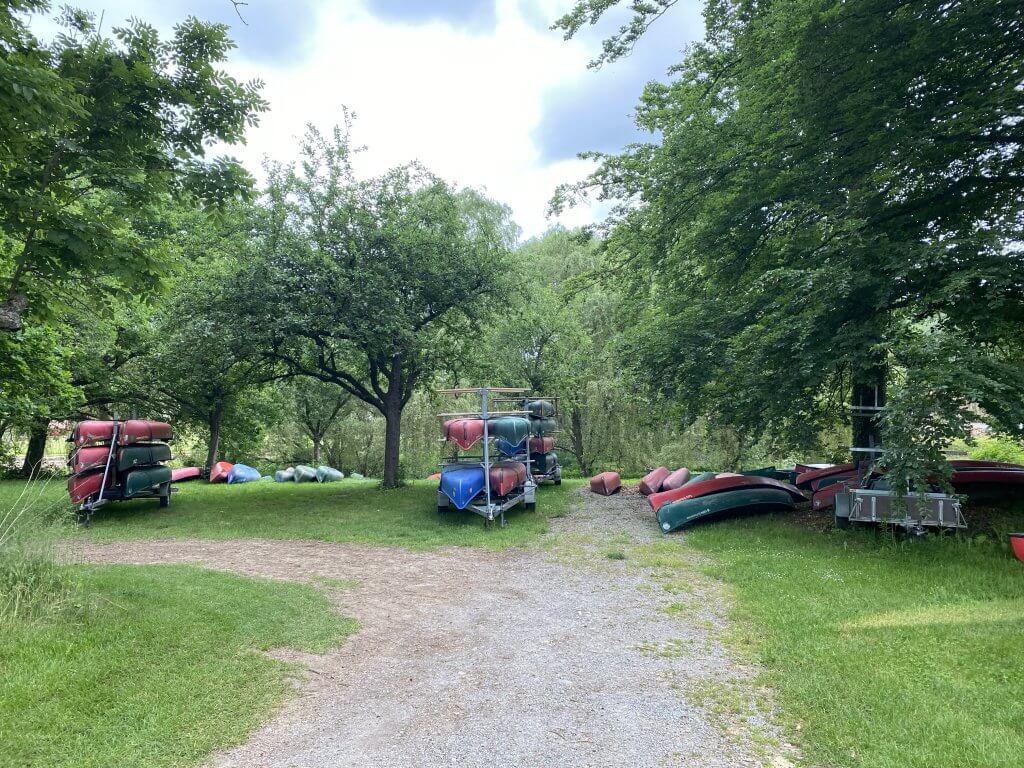 Kanu Schumacher, Trendelburg