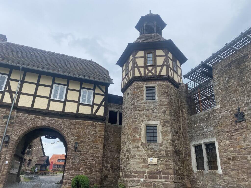 Wasserschloss Wülmersen, Trendelburg