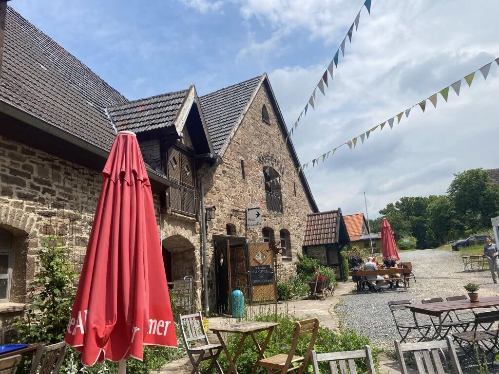 Café Mehlschwalbe, Trendelburg