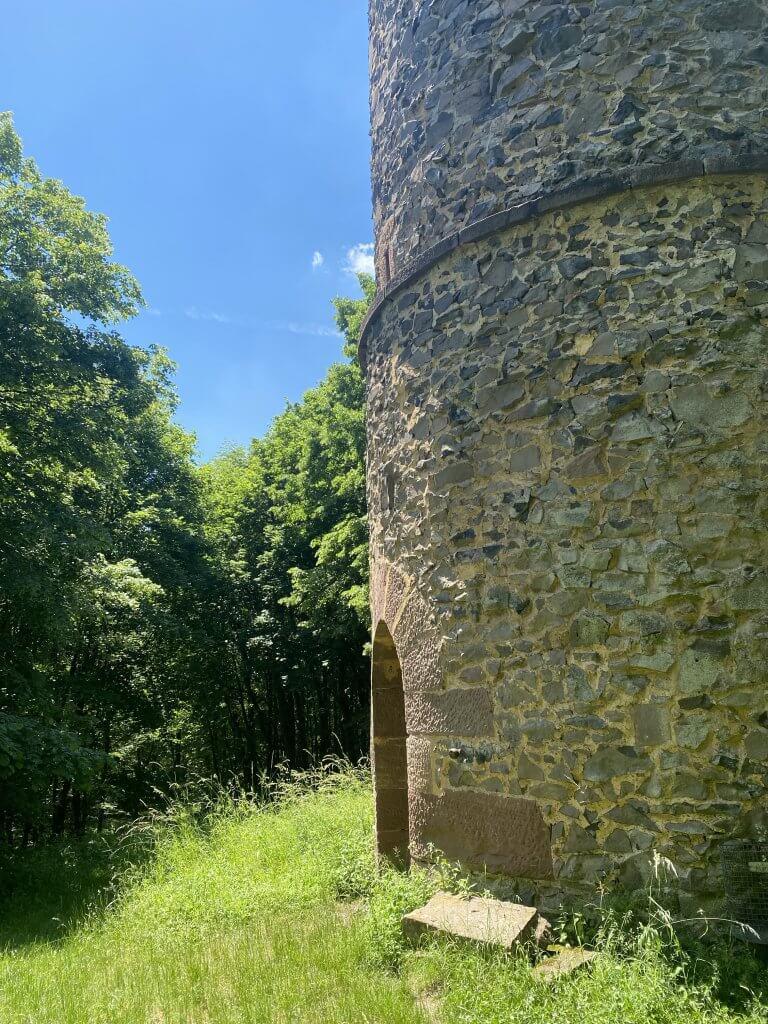 Klauskopfturm/Rieder Turm, Riede, Bad Emstal