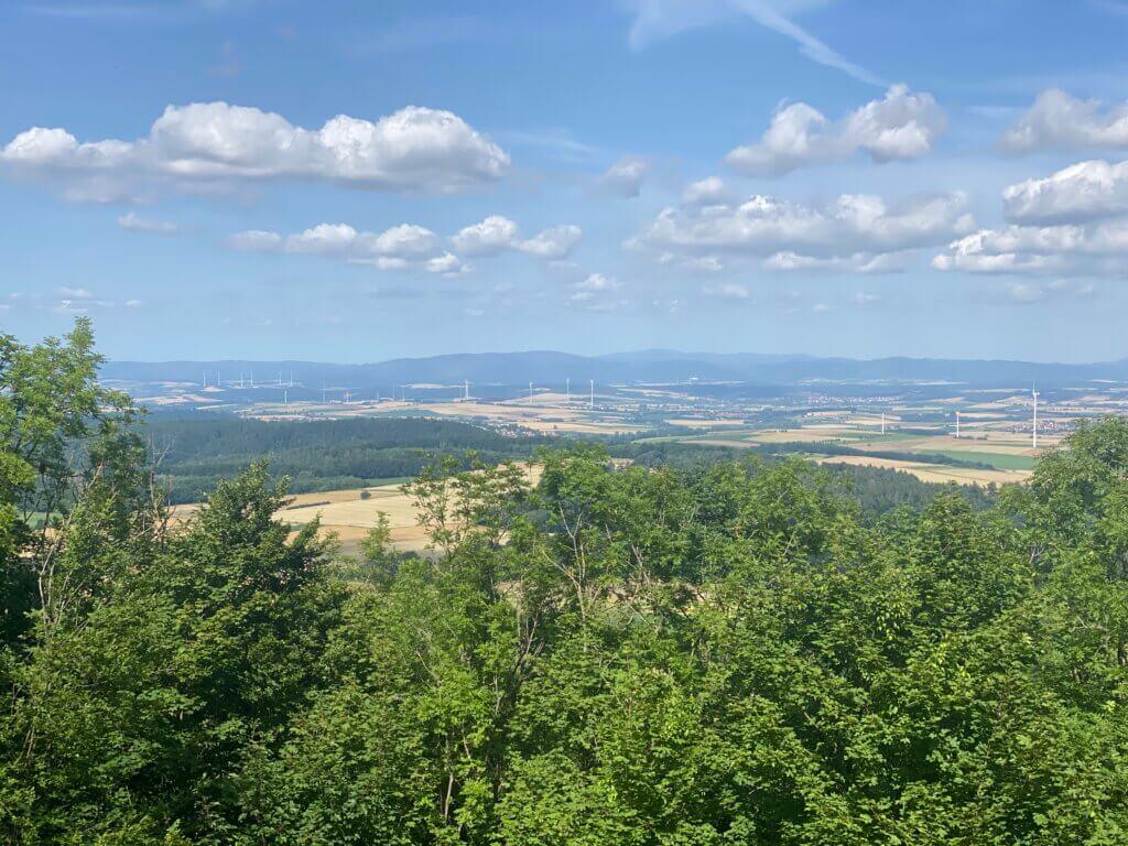 Harzblick, Stadtwald, Göttingen