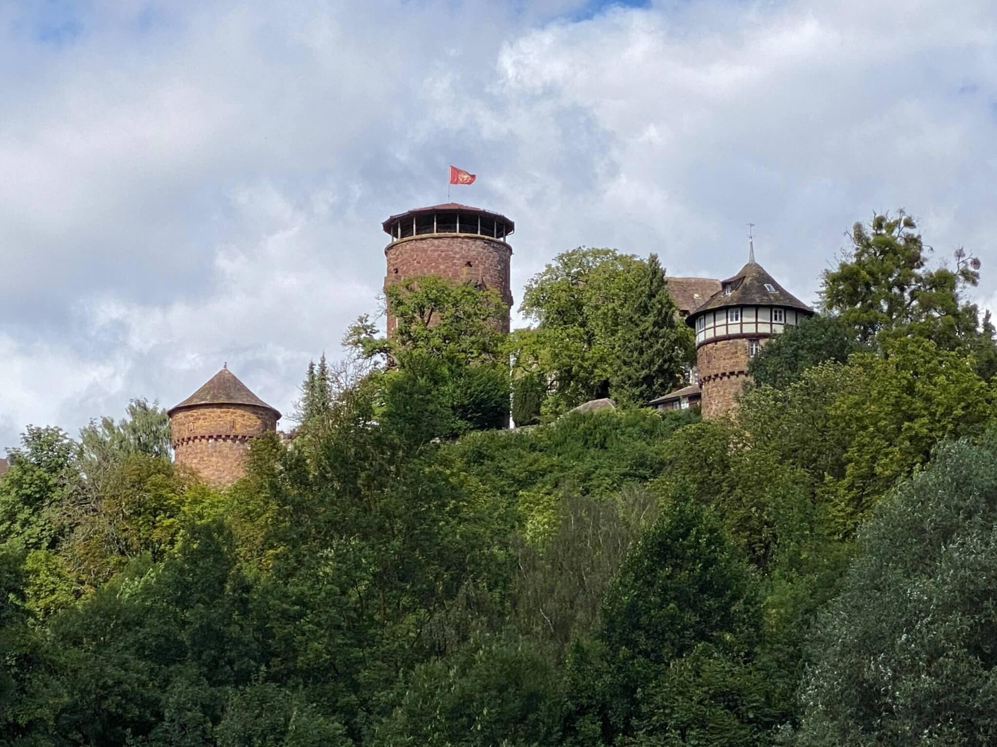 Trendelburg castle, Trendelburg