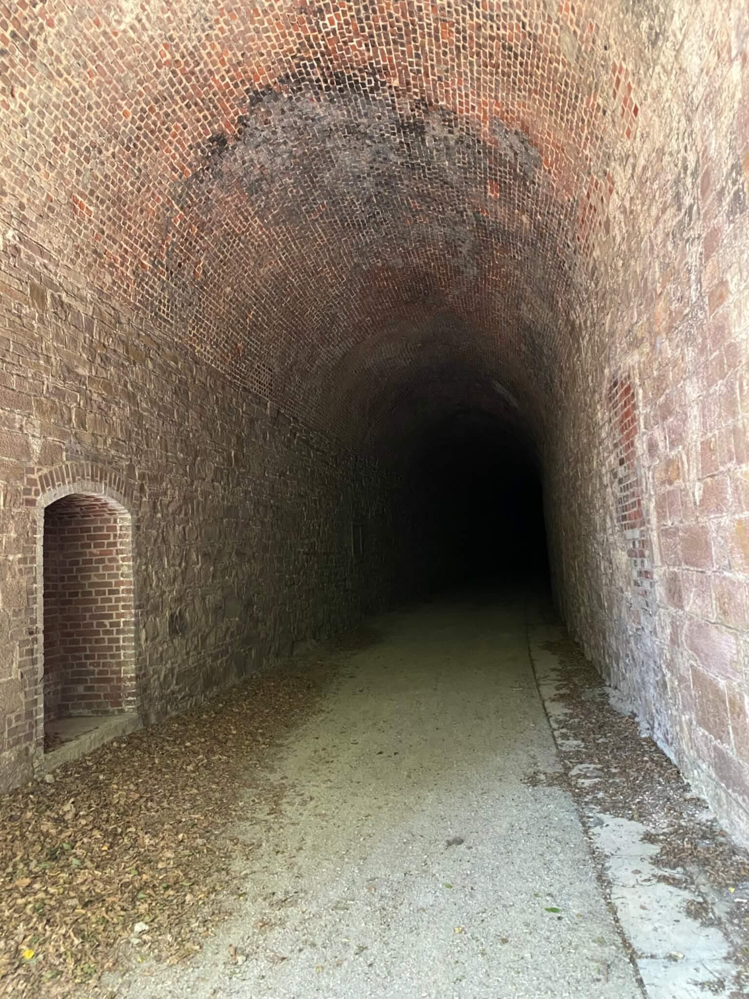 Carlsbahn-Tunnel/Deiseler Tunnel, Trendelburg
