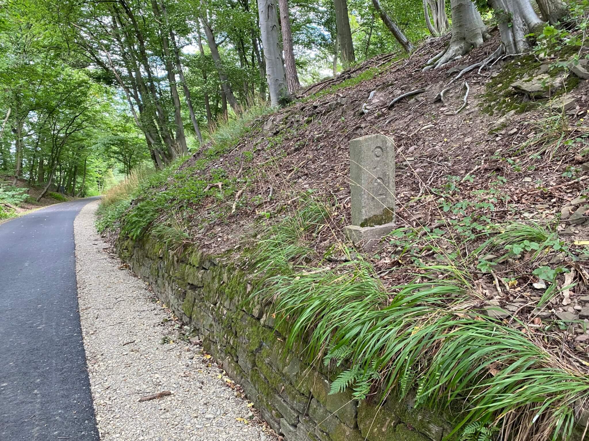 Location marker, Carlsbahn, Trendelburg