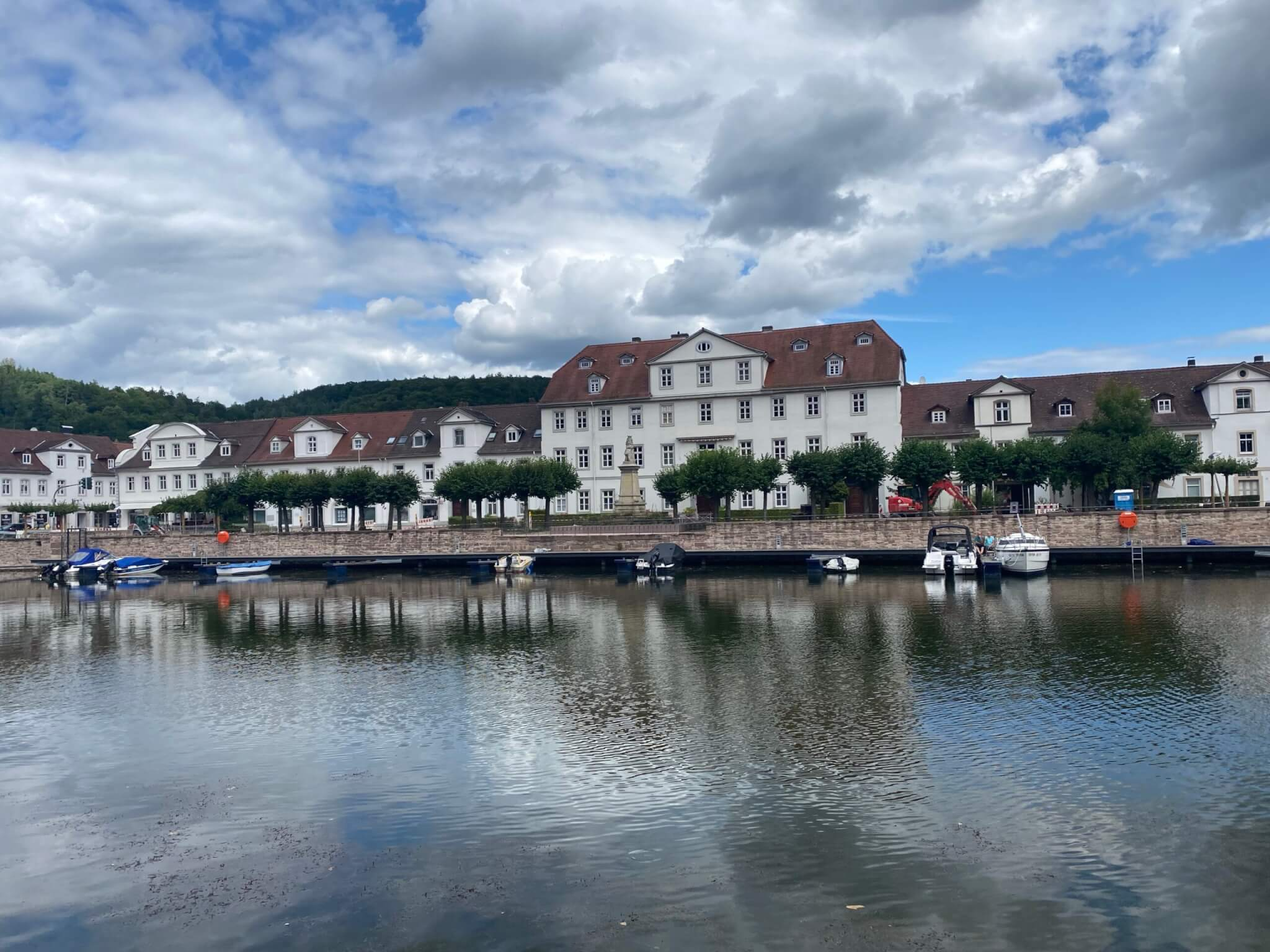 Harbour, Bad Karlshafen