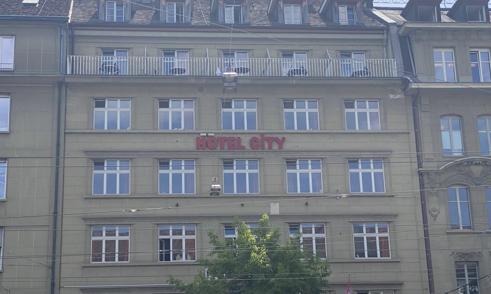 Hotel City am Bahnhof, Bern