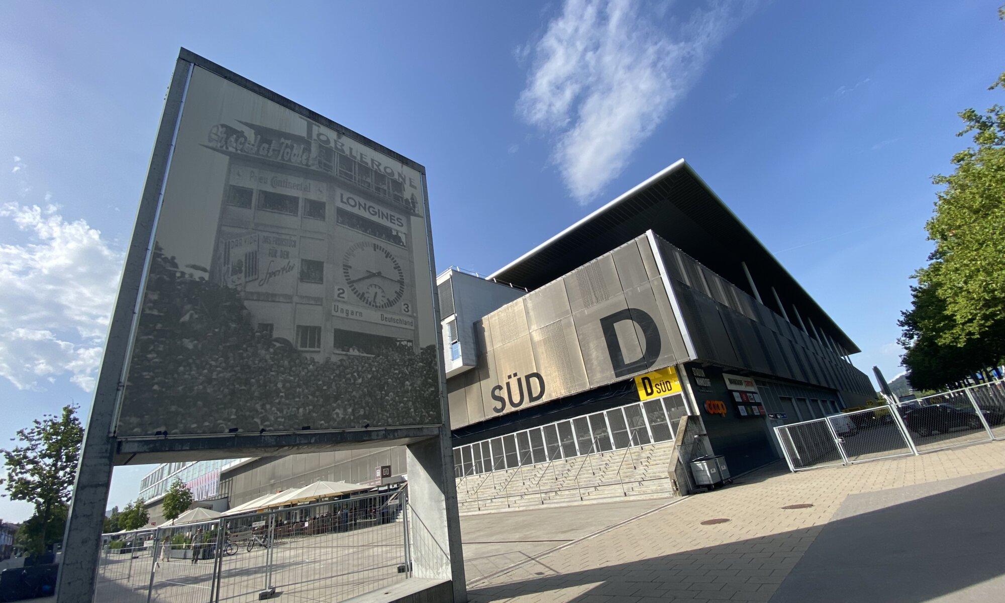 Wankdorfstadion, Bern